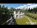 Проект коттеджа из клееного бруса с 3D визуализацией | АртХофф