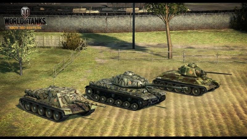 Э.Б.Н В World of Tanks Эпизод 29 бойня при пустынном аэродроме