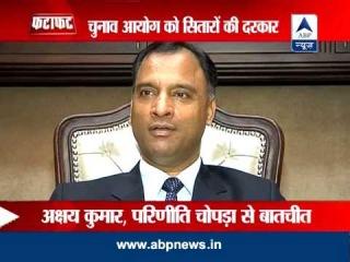 EC plans to rope in Akshay, Virat & Parineeti to attract voters