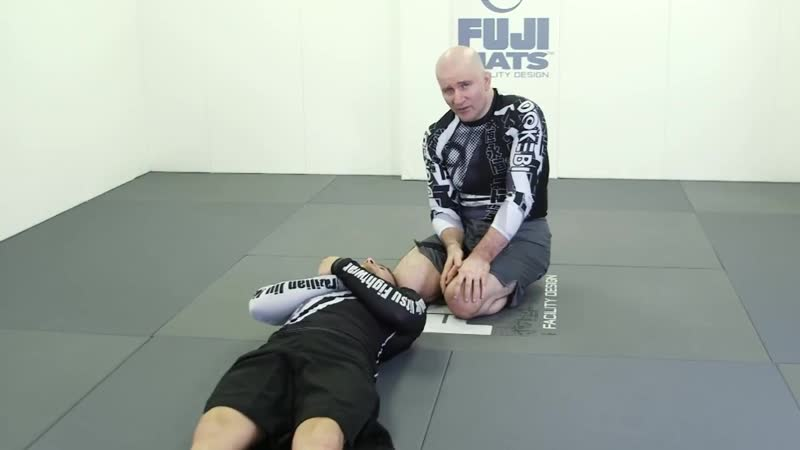 Side Kimura Switching Elbows by John Danaher
