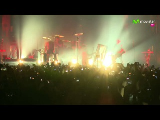 Imagine Dragons - Radioactive - Movistar Arena, Santiago, Chile