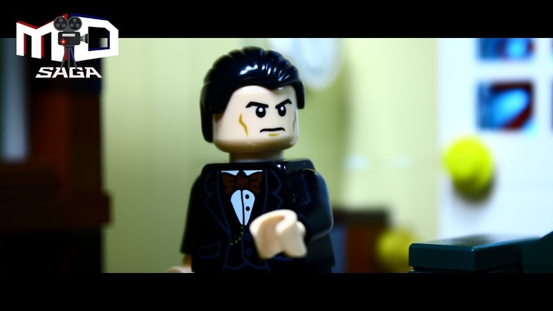 LEGO Batman: the Gotham knight TEASER 1 / ЛЕГО Бэтмен: рыцарь Готэма ТИЗЕР 1