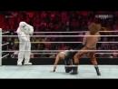 WWE RAW, Adam Rose y El Conejo - The Bunny VS Heath Slater y Titus ONeil, Españ