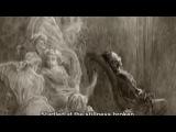 Edgar Allan Poe - The Raven Эдгар Аллан По - Ворон (читает Кристофер Уокен Christopher Walken)