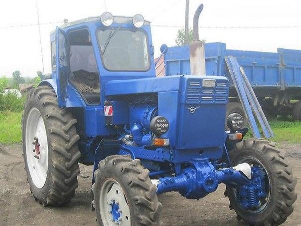Тракторы и сельхозтехника в Тюмени. Купить трактор б/у или.