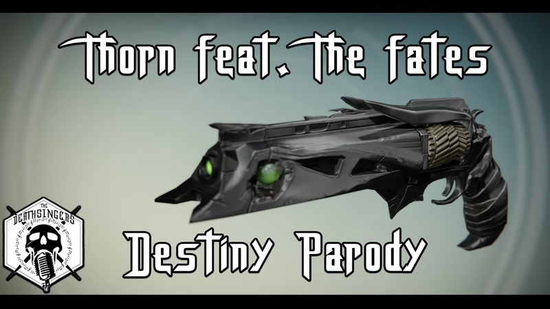 """Thorn feat. How's About Charlie - Destiny Parody (""""Torn"""" by Natalie Imbruglia)"""