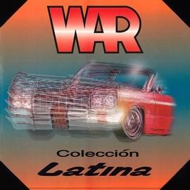 War альбом Colección Latina