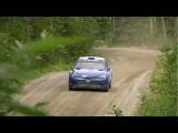2008 Subaru Impreza WRX STi WRC Testing Finland (HD)
