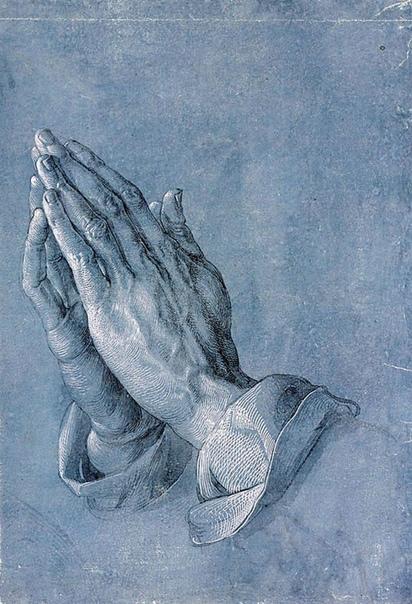 История одного шедевра. «Руки молящегося», Альбрехт Дюрер
