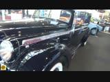 1939 Opel Admiral Cabriolet