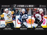 Crosby earns weeks first star Oct 29, 2018