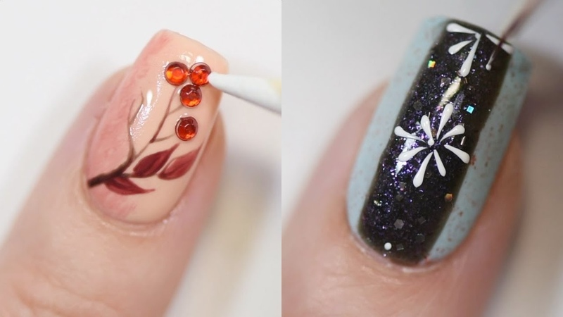 BEAUTIFUL NAIL ART DESIGN FOR NEW YEAR 2019 ❤️ The Best Nail Art Compilation