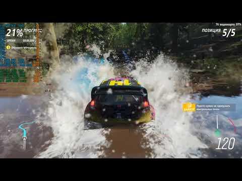 Forza Horizon 4 i7 8700 gtx 1070 16gb ram 2666 test