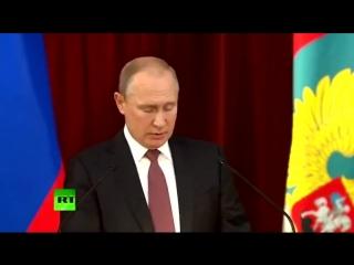 Ну, шо, Трамп - вот они последствия саммита в Хельсинки Путин на совещании послов и постоянных представителей РФ, заявил, что ви