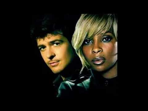 Ask Myself Robin Thicke feat Mary J Blidge