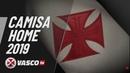 Camisa Home 2019 - Vasco da Gama