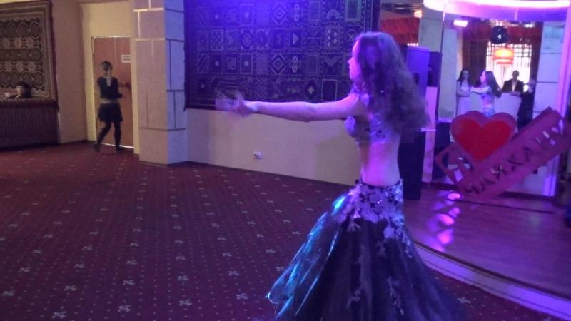 День рождения ШВТ Арабика 12 лет.Юлия Пироженко