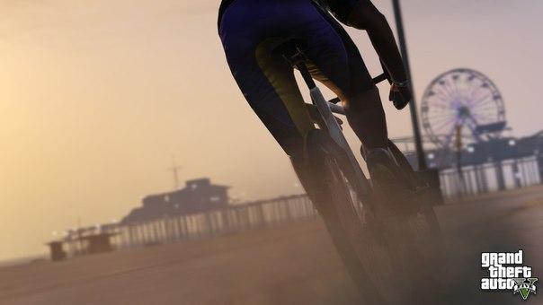 Компания Rockstar Games опубликовала 6 новых скриншотов из игры Grand Theft
