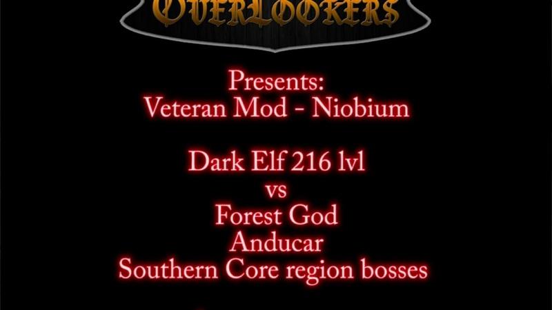 Sacred Veteran Mod - Dark Elf OVERPOWERED
