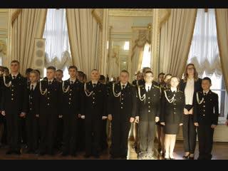 Присяга 2018#Константиновский дворец#наш 6 «Б»