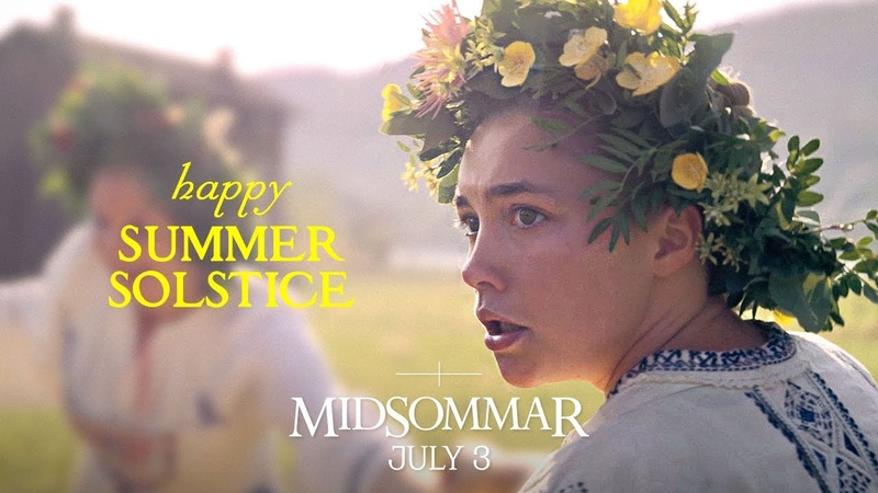 MIDSOMMAR Happy Midsummer Official Promo HD A24