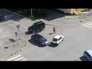 ДТП Бийск на перекрестке ул. Ленина - Мопровский 16.07.2017 | ДТП авария