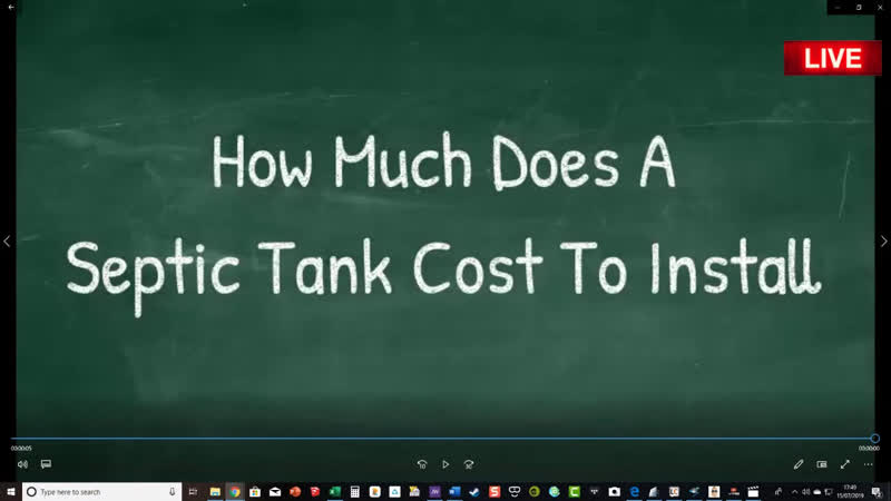 How Much Does Septic Tank Installation Cost- Septic Tank Installation Cost - Septic Tank Tips