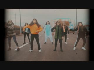 FAMILY DANCE - Little big-Skibidi   Танцы Оренбург