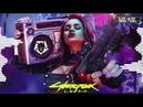 001CHM Music (Audio Spectrum) Cyberpunk 2077, 1080p 60FPS
