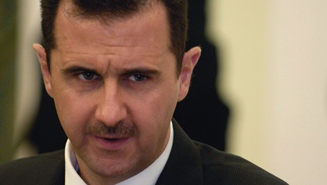 Официальная позиция Франции насчёт судьбы Асада