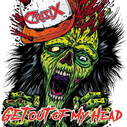 Crisix альбом Get out of My Head