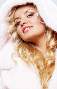 как правильно наносить дневной макияж для карих глаз