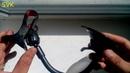 Гибкий регулируемый автомобильный держатель Turata 360 градусов 3 5 6 дюймов