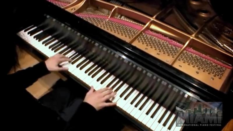 MISHA DACIC PLAYS RACHMANINOV POLKA ITALIENNE (arr. Volodos)