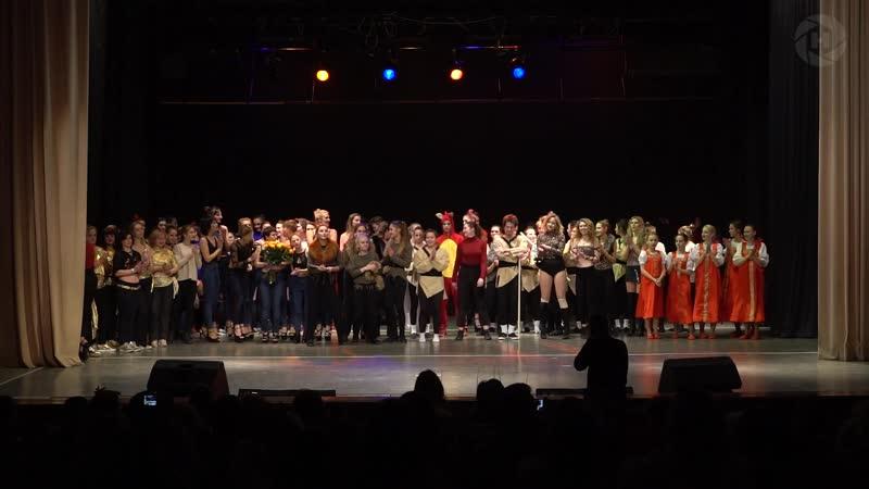 Отчётный концерт PODVAL, PODIUM, PODём зима 2018 ФИНАЛ!