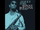 Sonny Rollins Newk's Time (Album) 432Hz