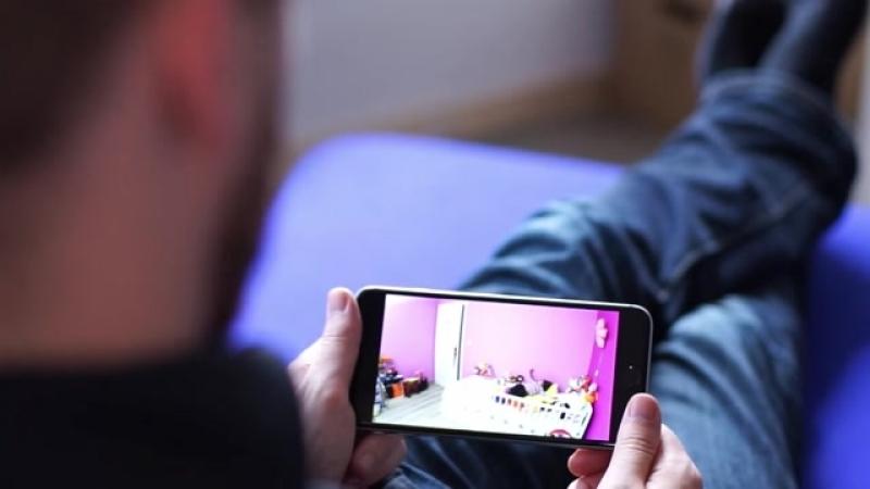 Гаджет для дома Интерактивная камера слежения Ulo. Купить Гаджет для дома Интерактивная камера слежения Ulo по низкой цене в Кие