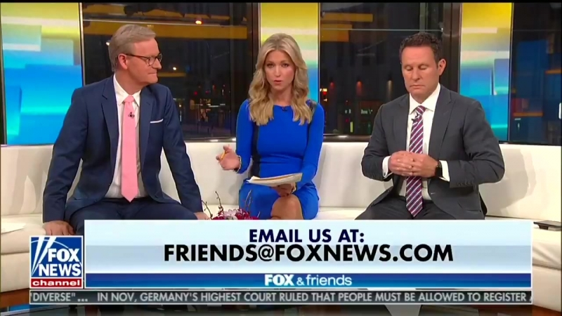 Fox News's Ainsley Earhardt praises US victory over 'communist Japan' TheHill