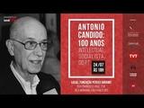 Antonio Candido fala sobre sua rela