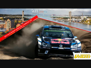 WRC: Rally Sweden, Super Stage, 16.02.2019 [545TV, A21 Network]