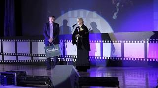 Народная артистка России Екатерина Васильева на ХХ кинофестивале