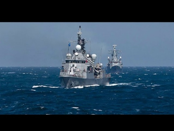 Военные корабли США у Крымского моста – это возможно?
