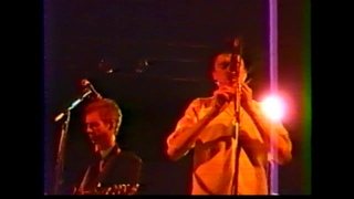 The Pogues (live concert) - July 11th, 1986, Saint Andrew's Hall, Detroit, MI (JEMS Archive)