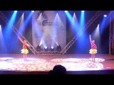 Бал звезд сочи 2014 -  Маша и Света -  куклы