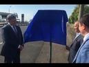 Як Порошенко відкрив дорожній знак! Президента присоромили у мережі