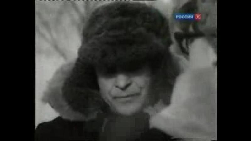 Ролан Быков и Елена Санаева Больше Чем Любовь