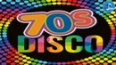 Best Disco Music 70s - 70's Classic Disco MIX - Greatest Disco Hits of The 70's