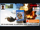 Blowing up sh*t for a JustCause3 in PS4 Pro Beast Mode XL! | EP1