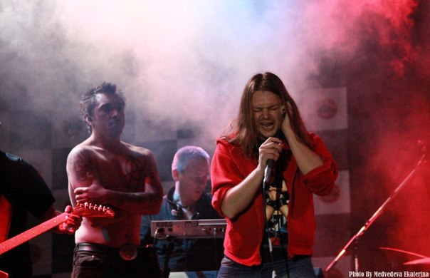Кирилл Стрижов - новый вокалист группы НАТИСК