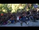 """600 Migranten stürmten spanische Exklave Ceuta: """"Brutal wie noch nie zuvor"""" – Flammenwerfer und Branntkalk auf Polizisten"""